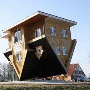 عجیب ترین خانههای دنیا - جالب و عجیبترین خانههای جهان